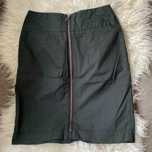 Silence + Noise black mini skirt w/ pockets US2